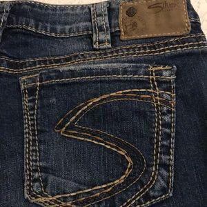 Silver Jeans 30 x 33 Frances Bootcut